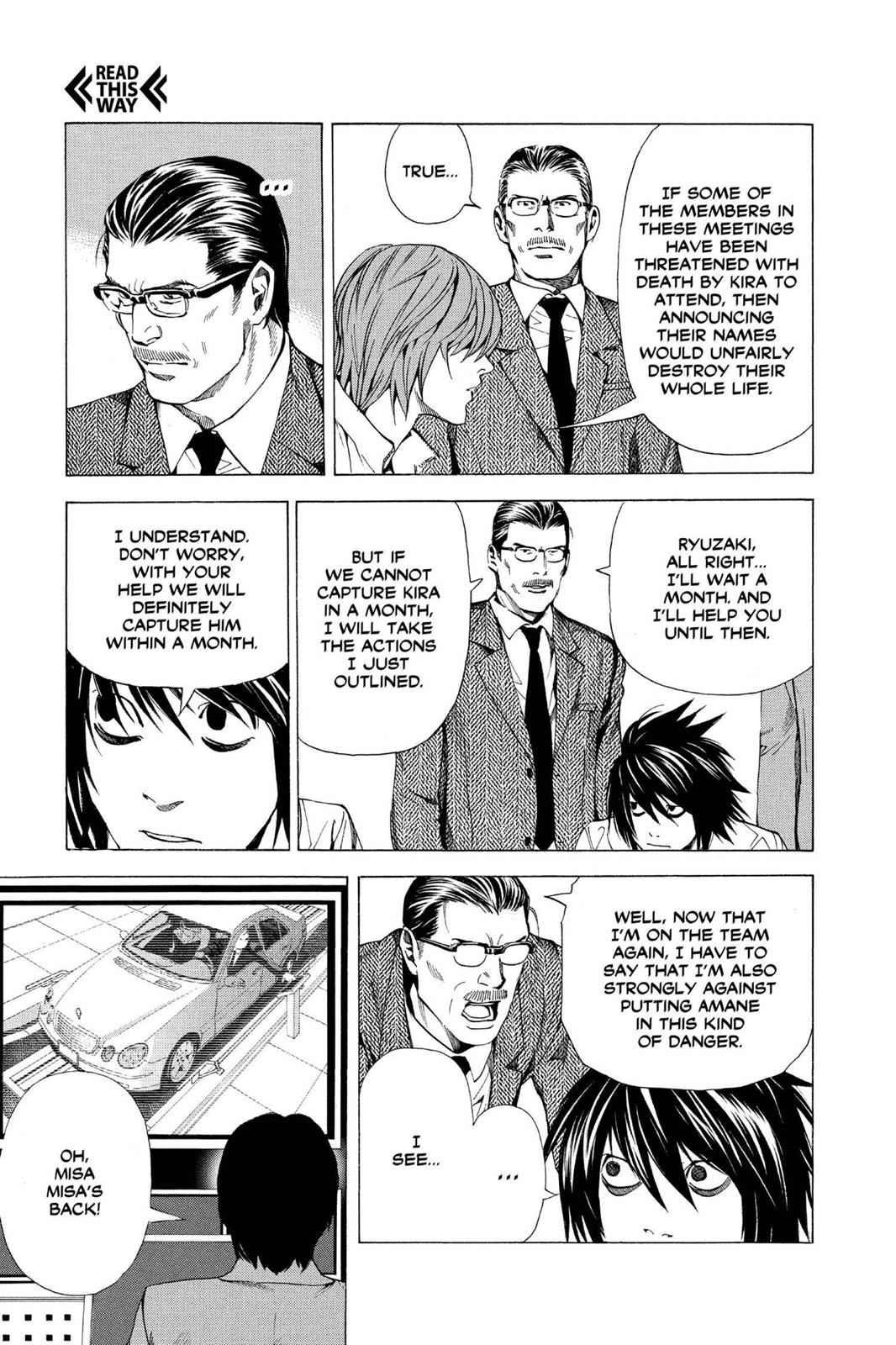 Death Note Chapter 48 Page 5