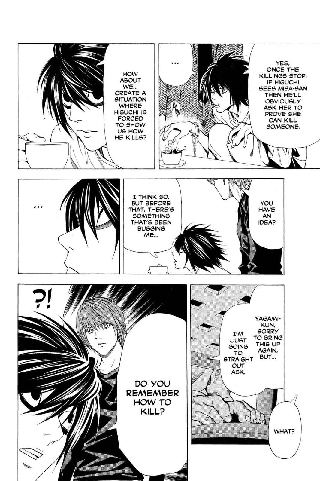 Death Note Chapter 49 Page 11