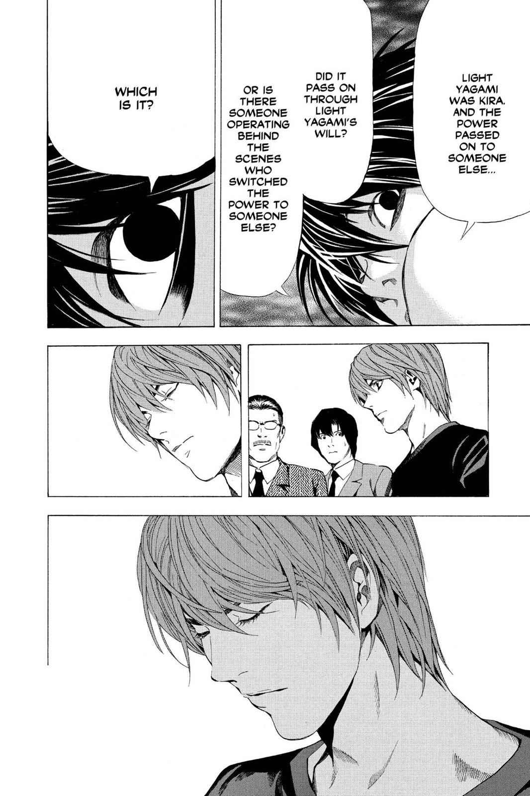 Death Note Chapter 49 Page 13