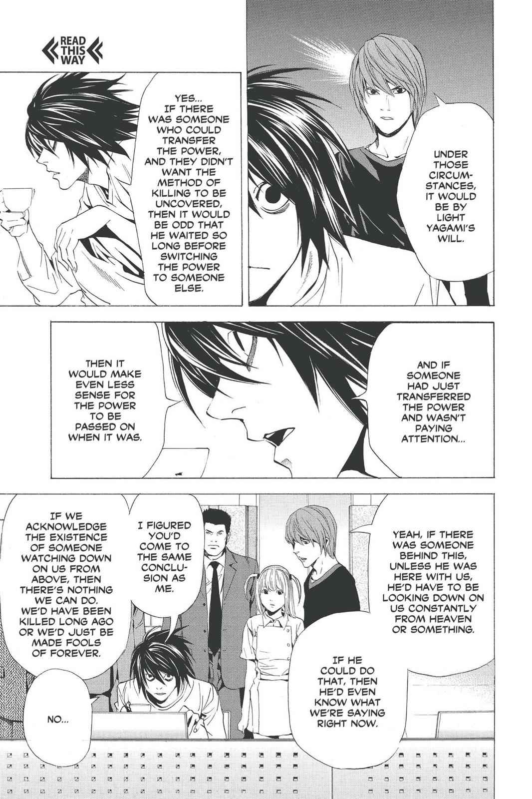 Death Note Chapter 49 Page 14