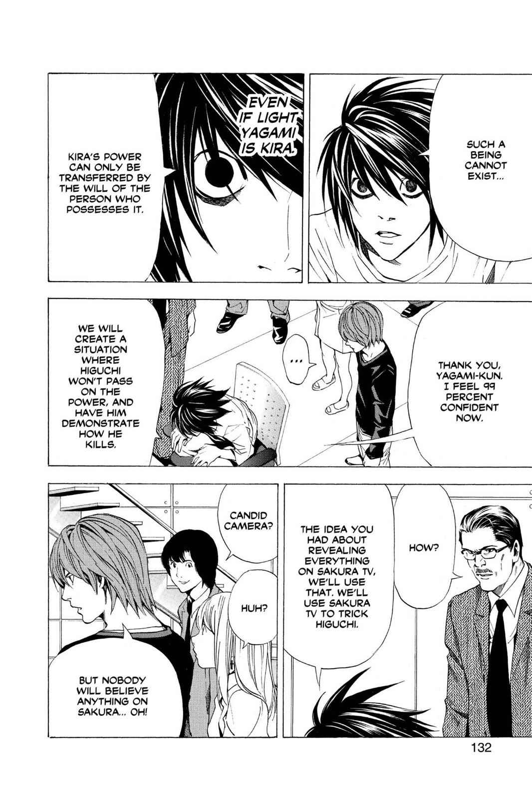 Death Note Chapter 49 Page 15