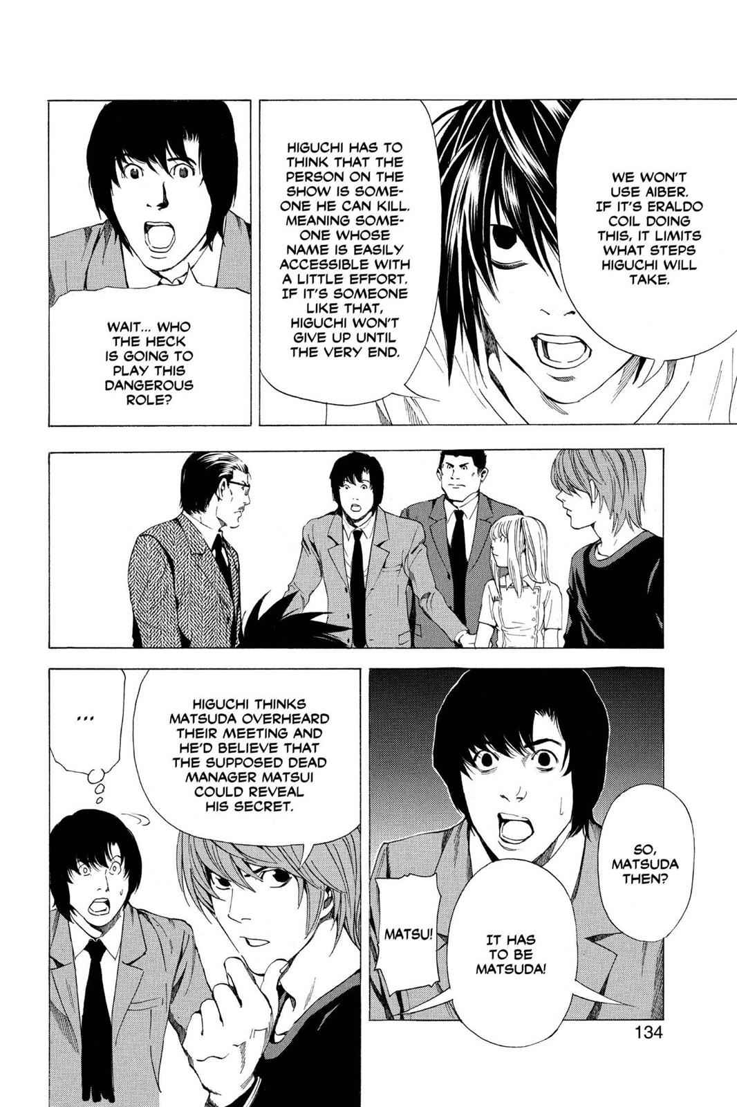 Death Note Chapter 49 Page 17