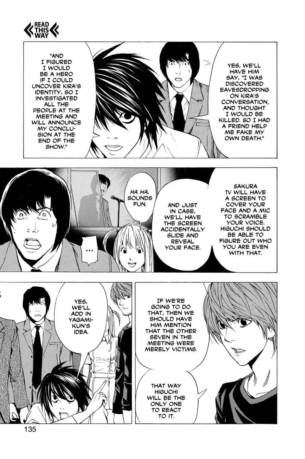 Death Note Chapter 49 Page 18