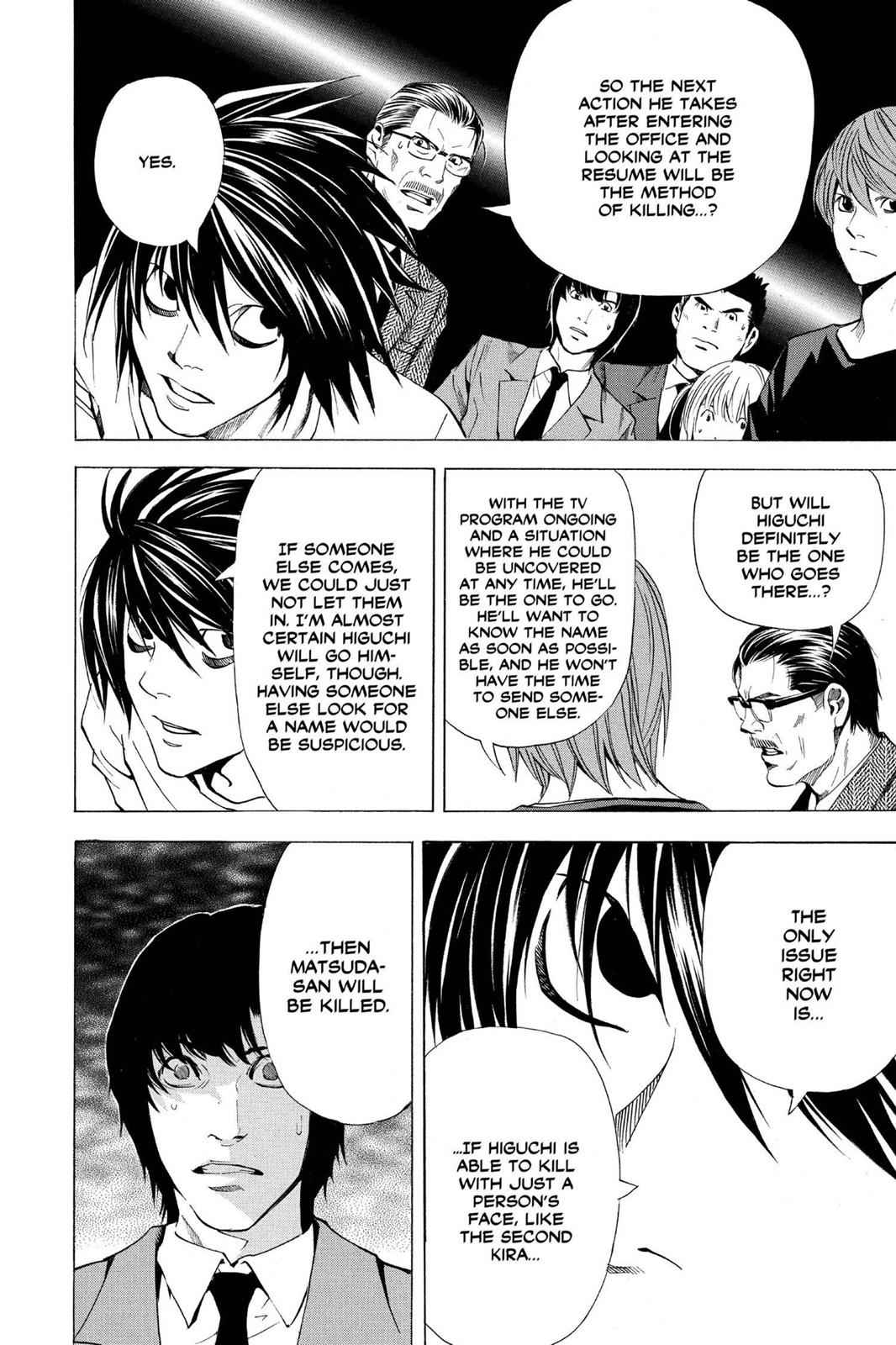 Death Note Chapter 49 Page 21