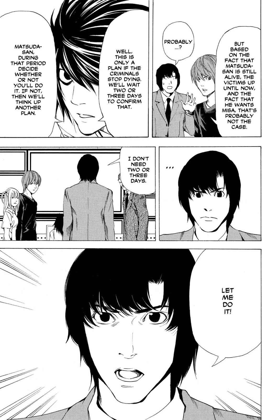 Death Note Chapter 49 Page 22