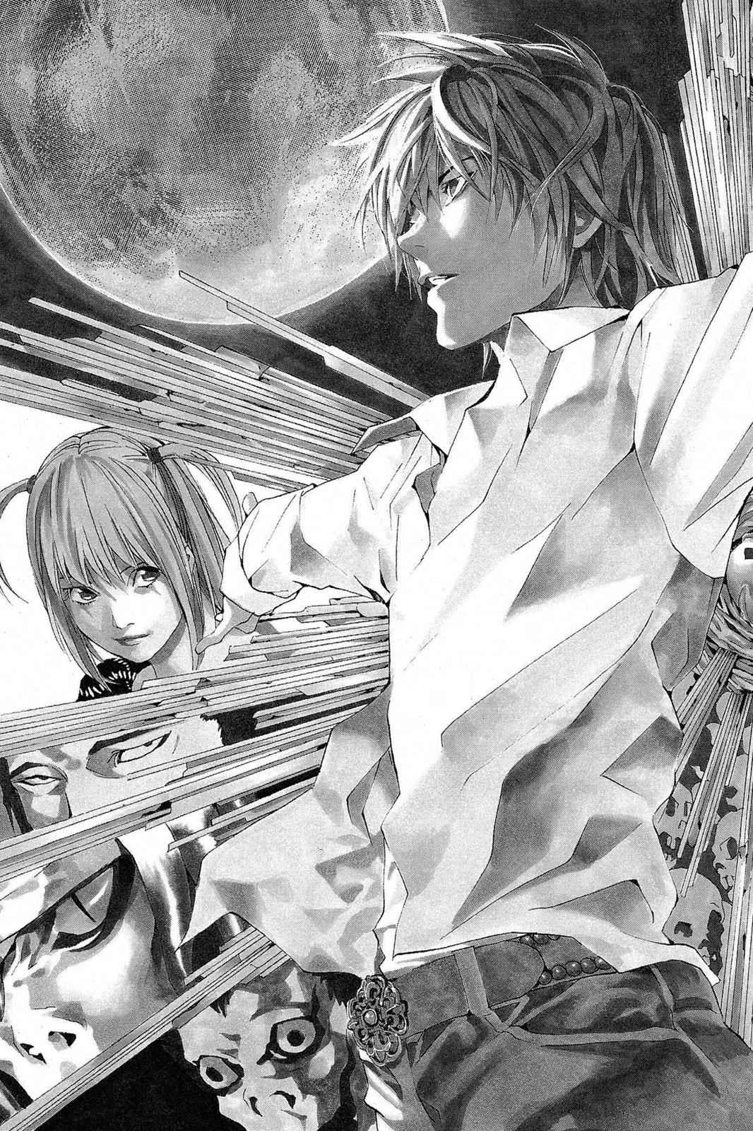 Death Note Chapter 49 Page 3