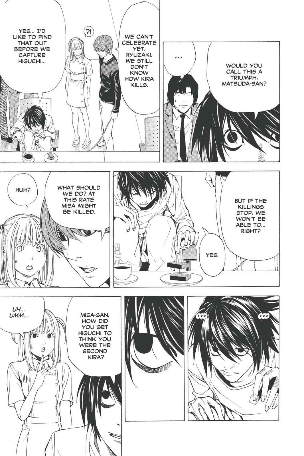 Death Note Chapter 49 Page 6