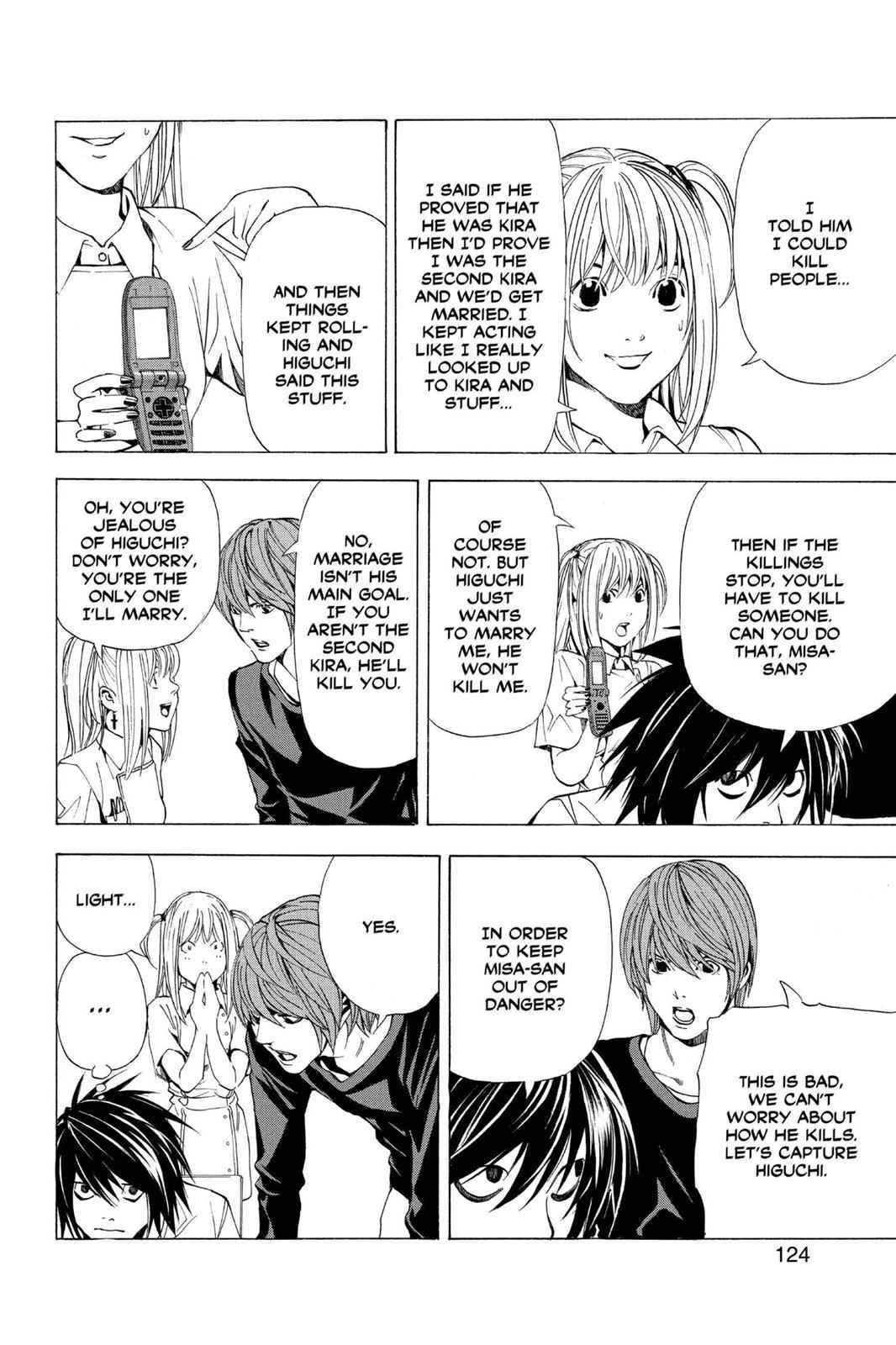 Death Note Chapter 49 Page 7