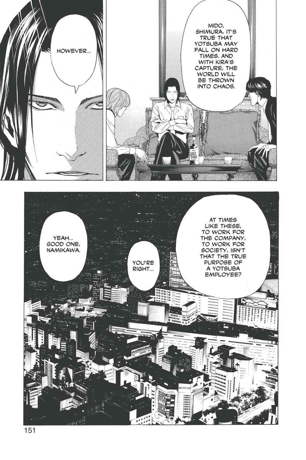 Death Note Chapter 50 Page 11