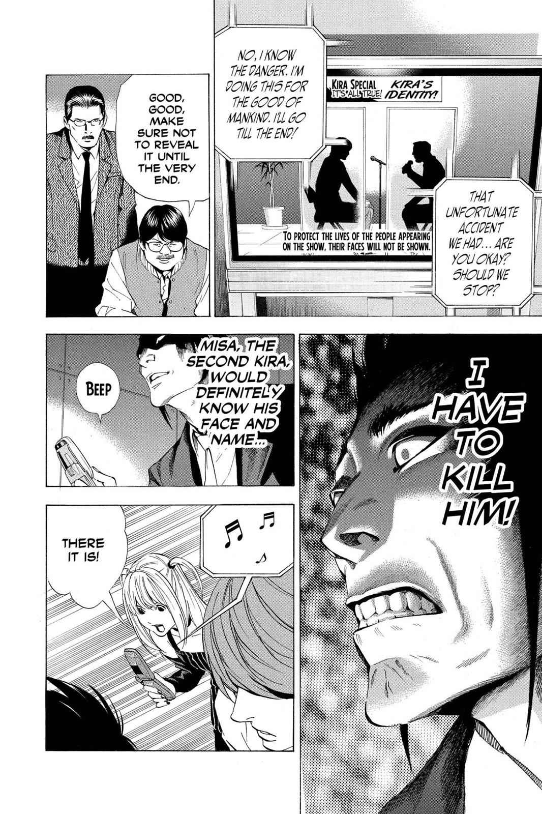 Death Note Chapter 50 Page 16