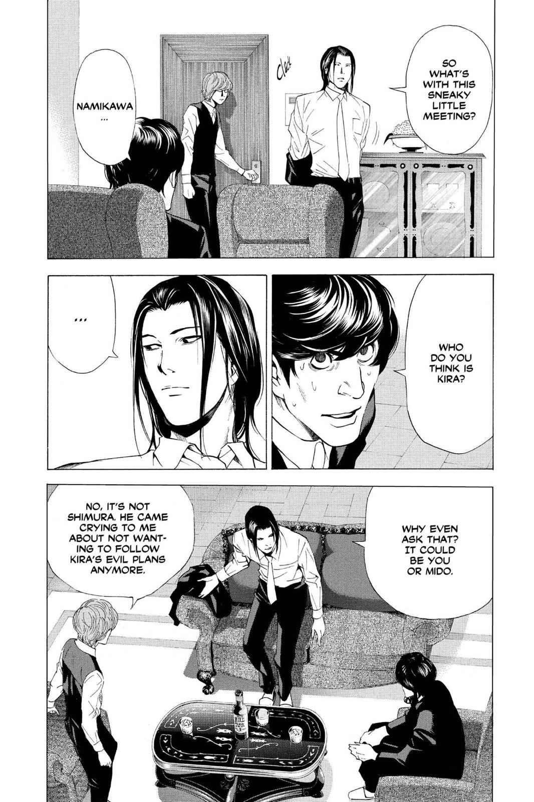 Death Note Chapter 50 Page 2
