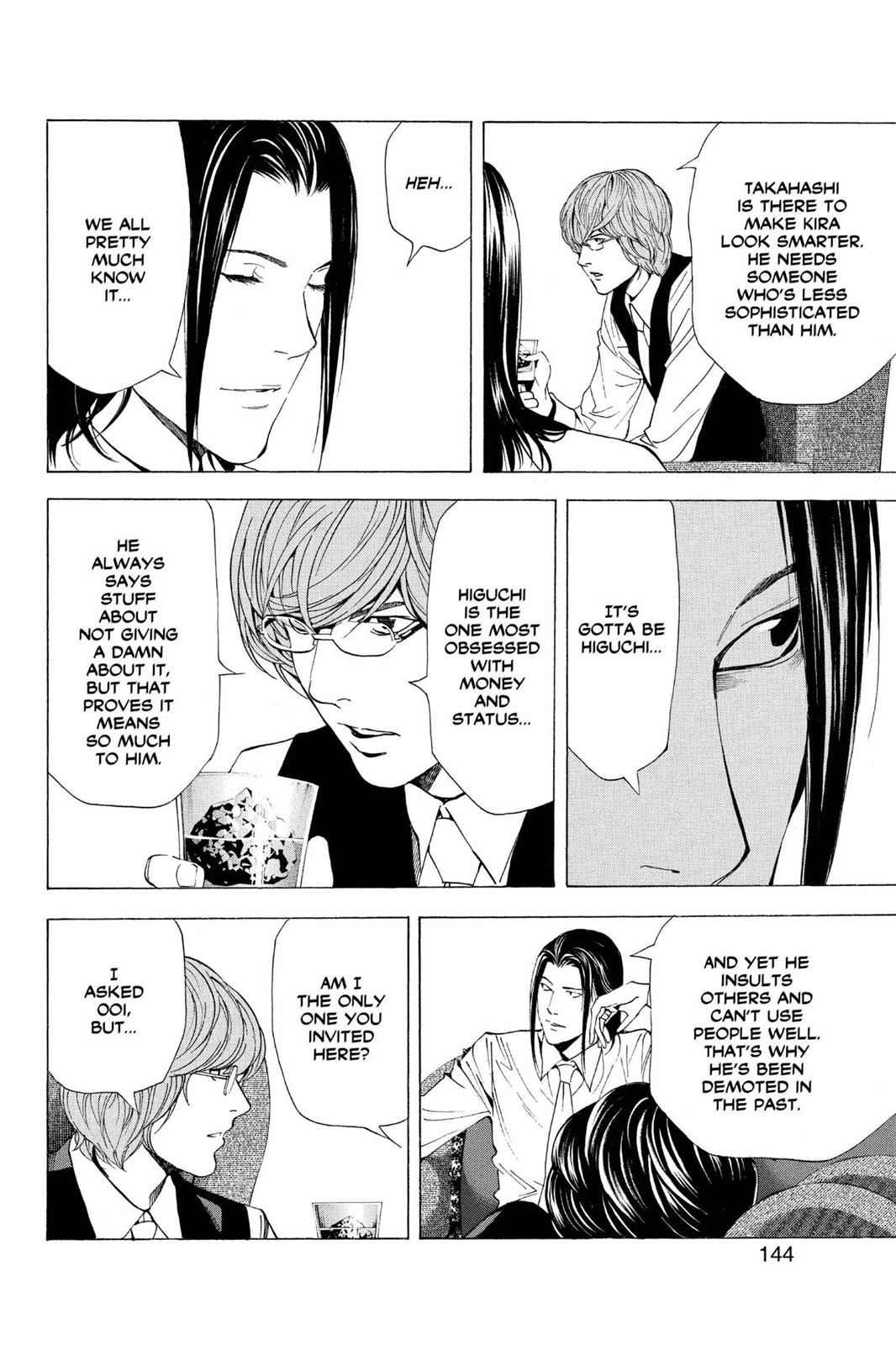 Death Note Chapter 50 Page 4