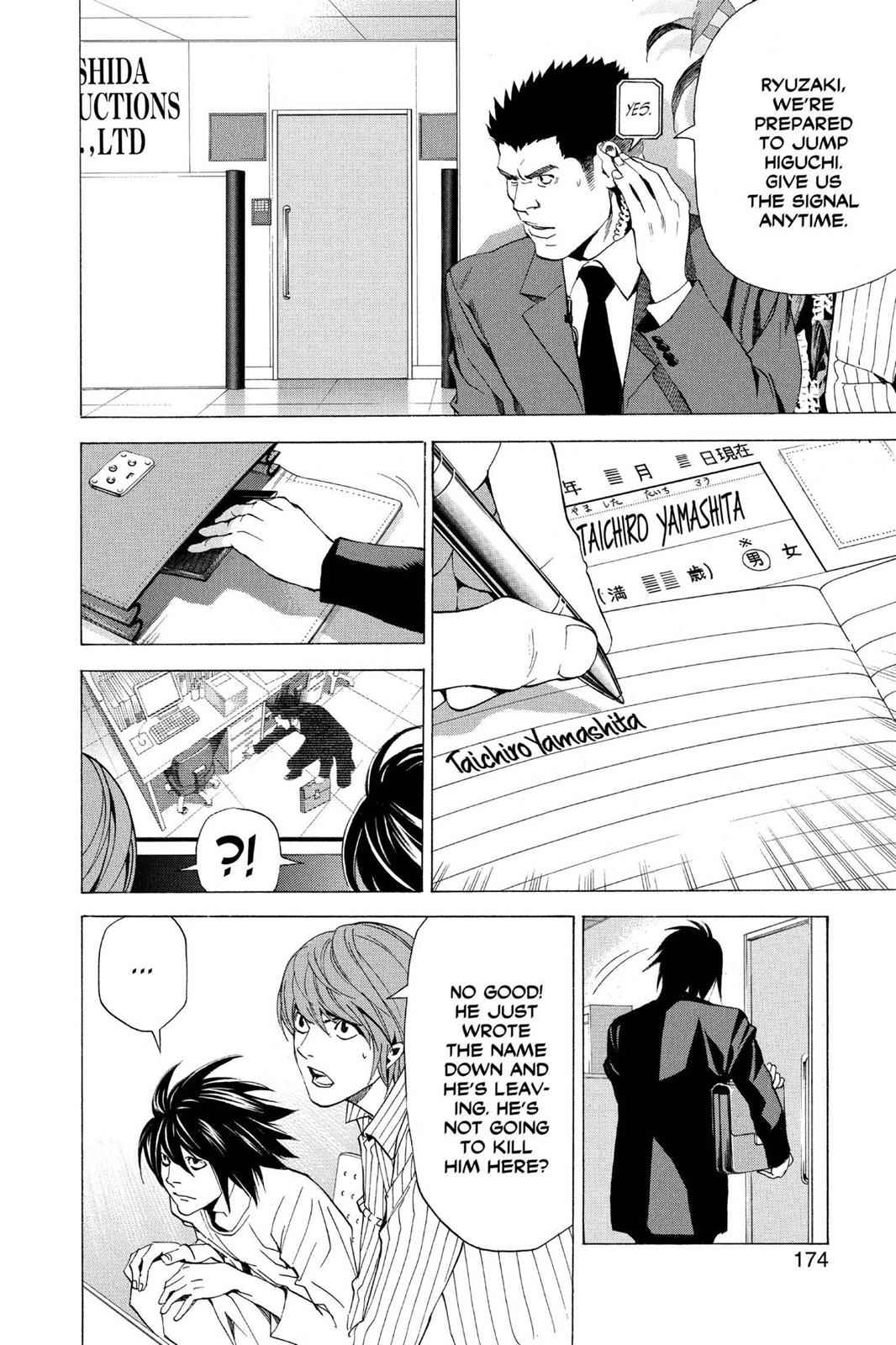 Death Note Chapter 51 Page 12