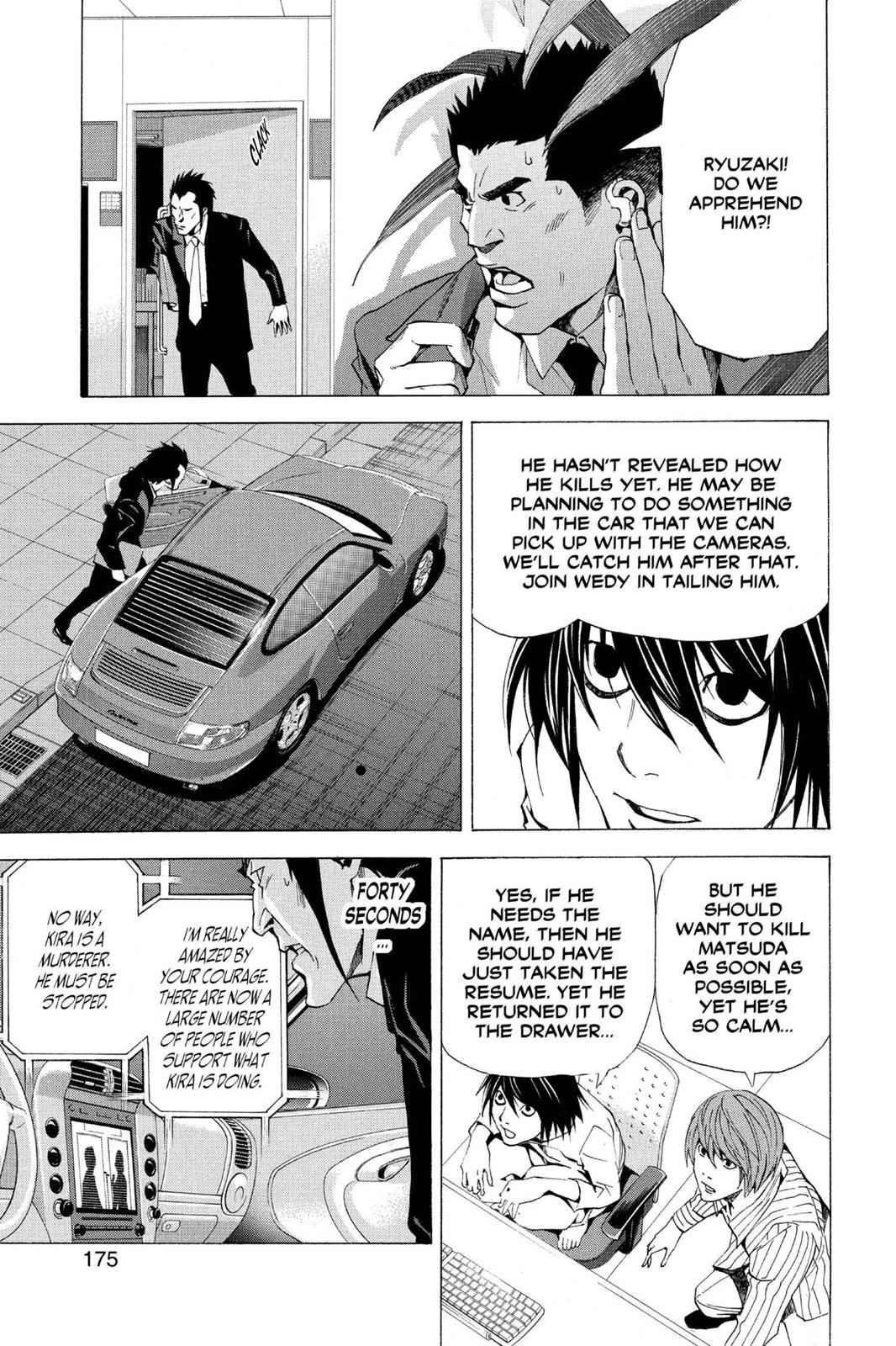 Death Note Chapter 51 Page 13