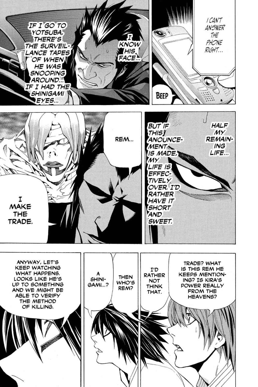 Death Note Chapter 51 Page 15