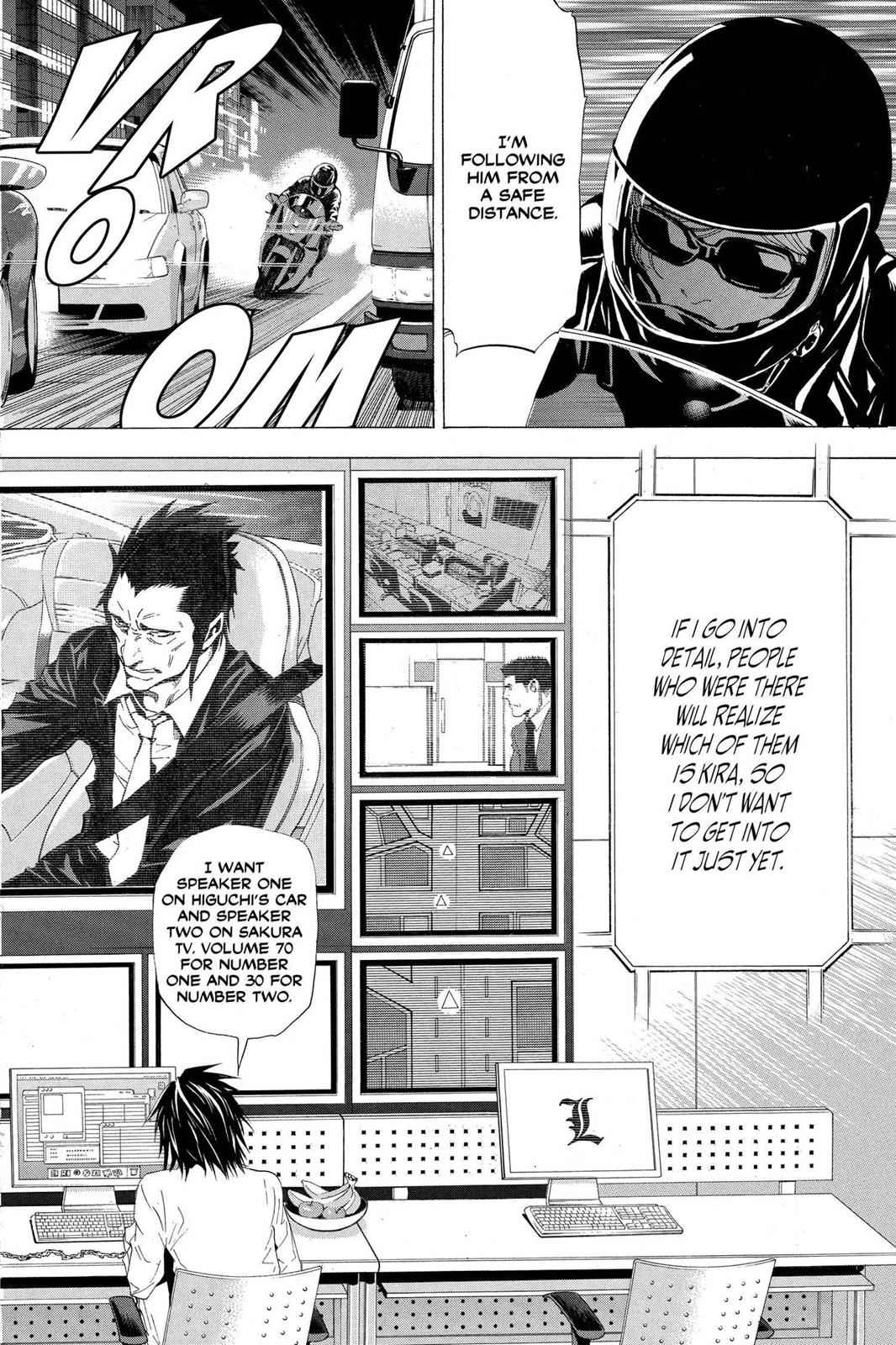 Death Note Chapter 51 Page 2