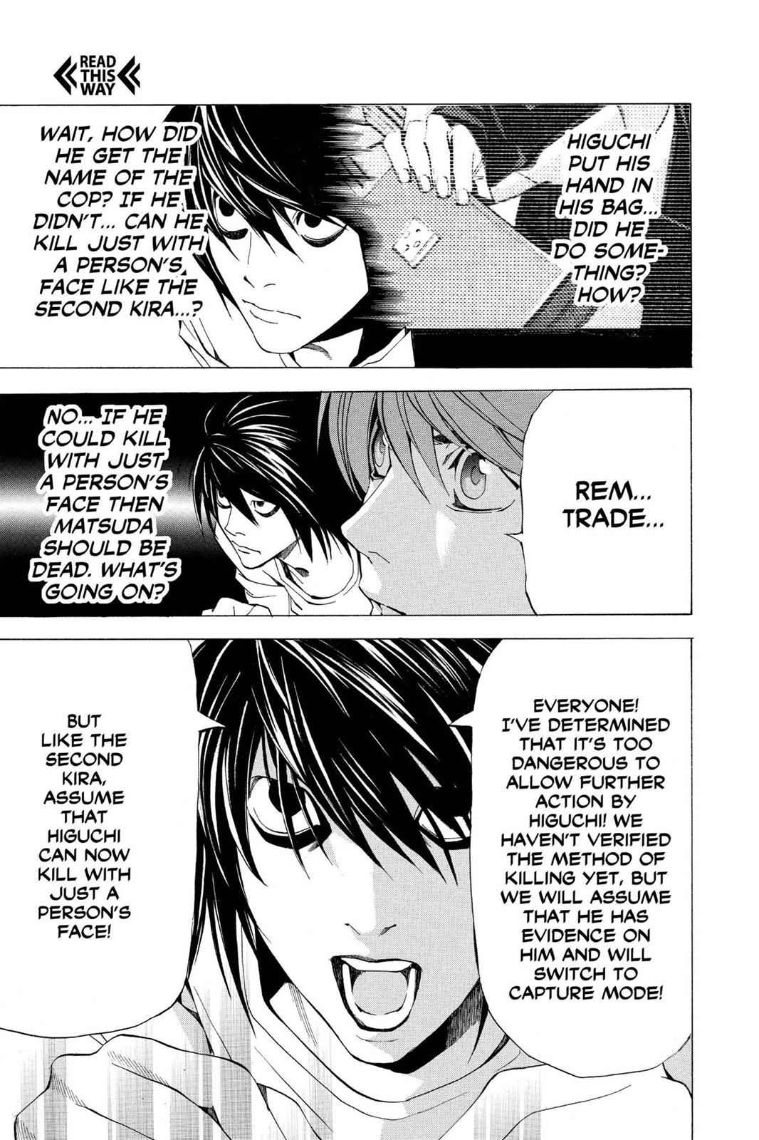 Death Note Chapter 51 Page 21