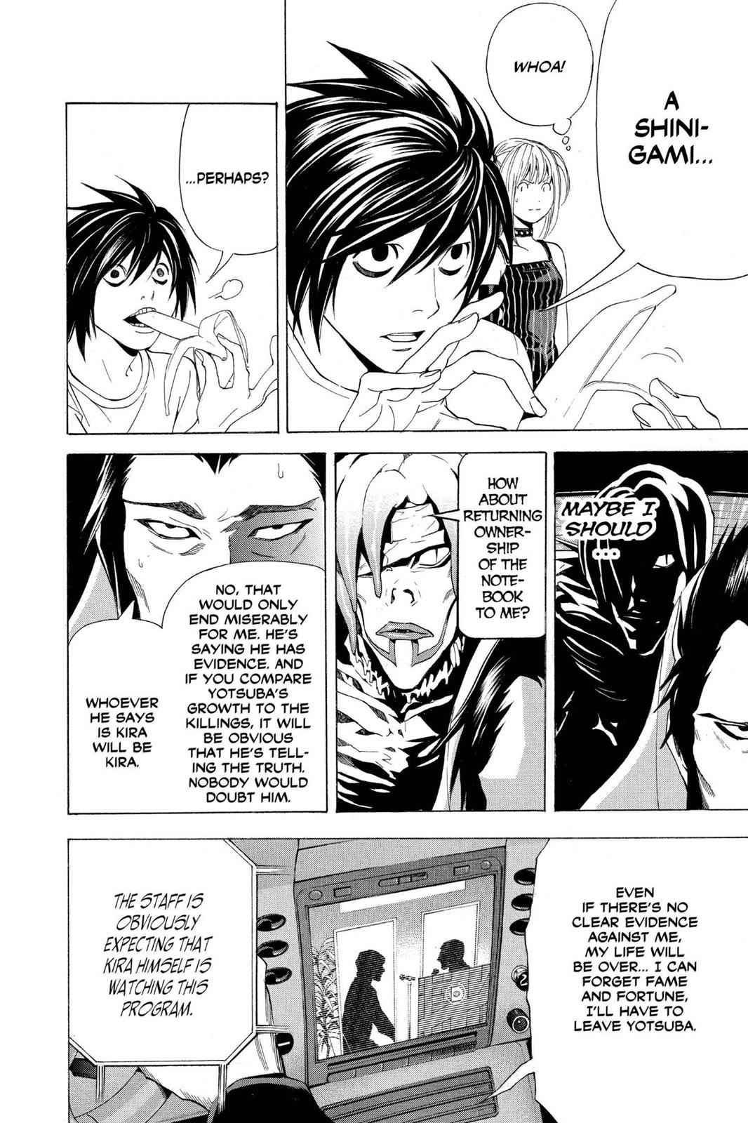 Death Note Chapter 51 Page 8