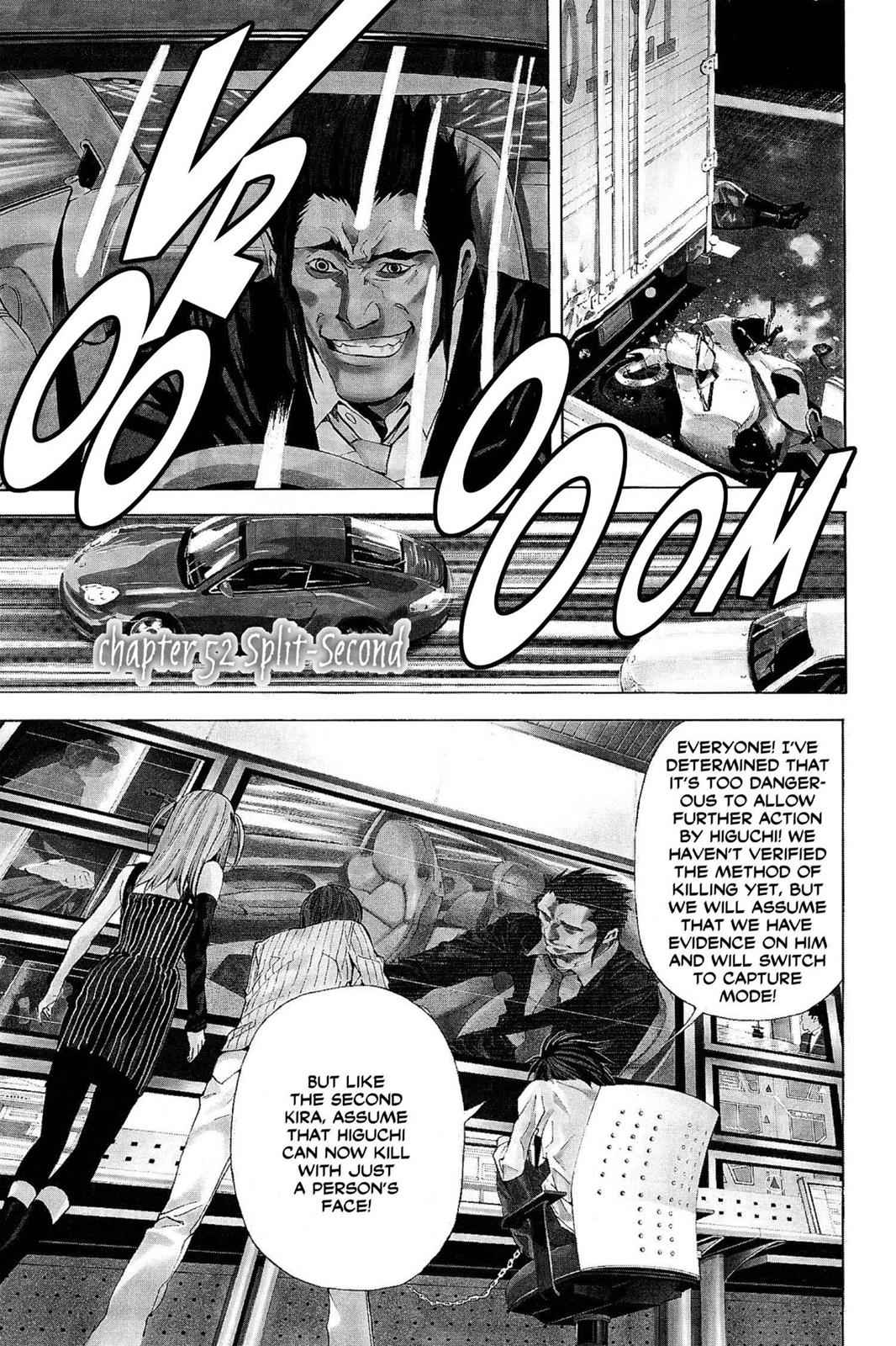 Death Note Chapter 52 Page 1