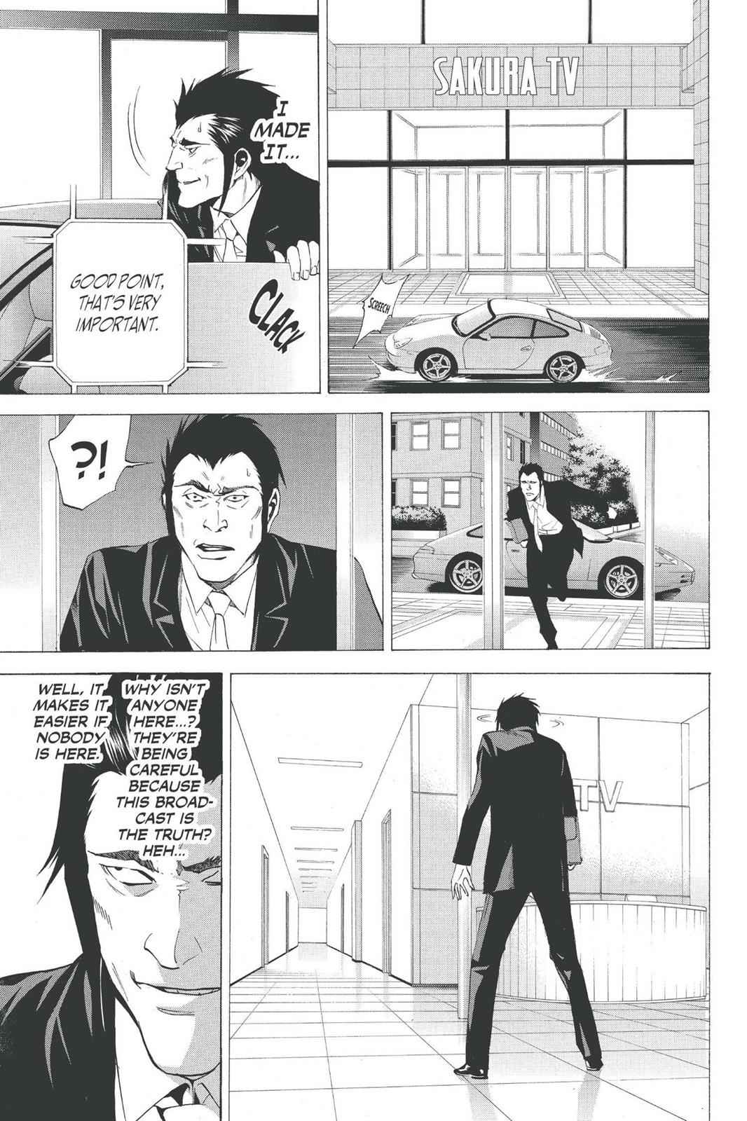 Death Note Chapter 52 Page 12