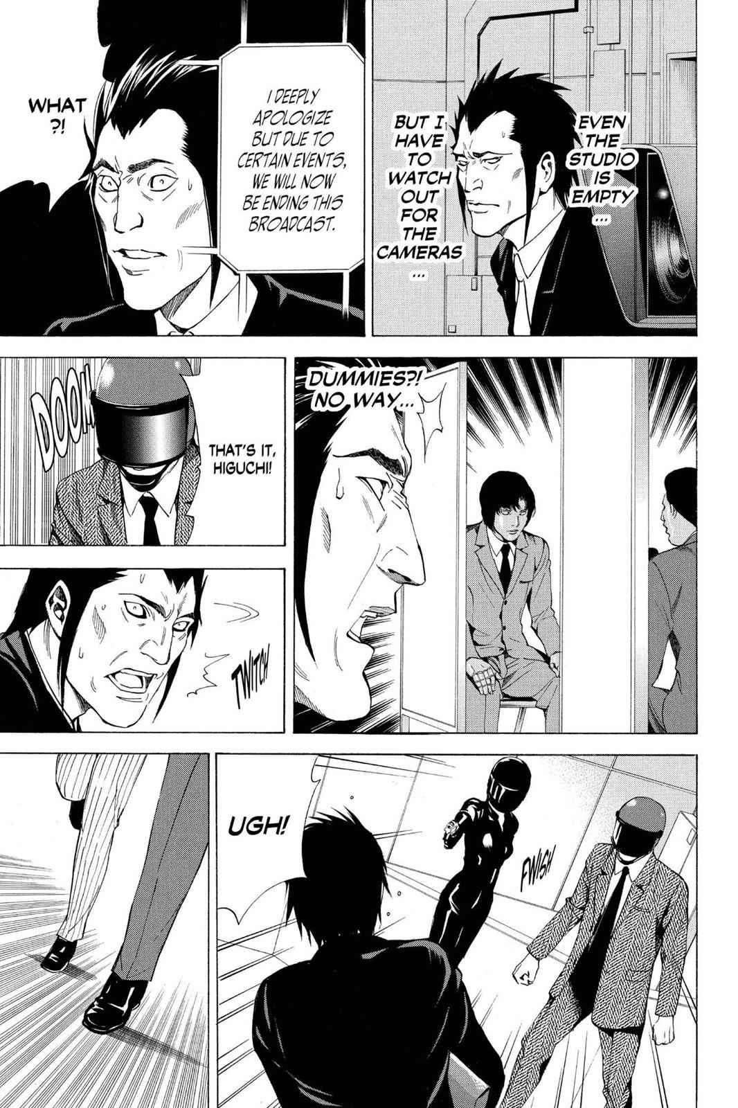 Death Note Chapter 52 Page 14