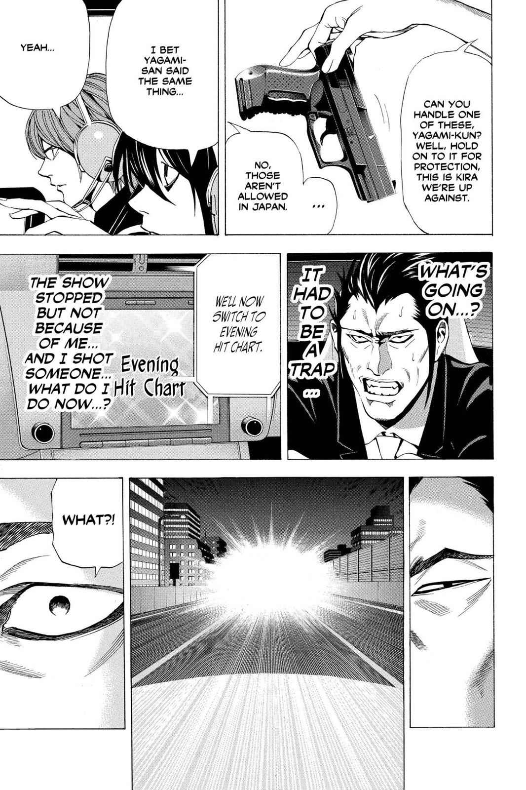 Death Note Chapter 52 Page 20
