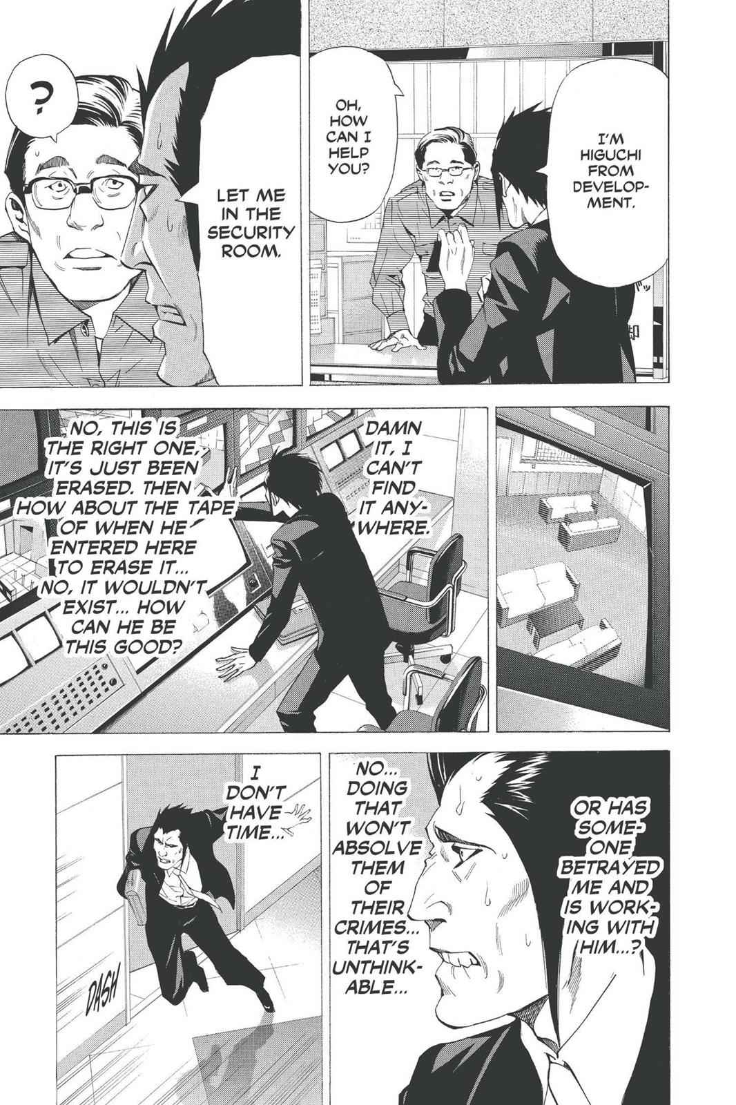 Death Note Chapter 52 Page 8