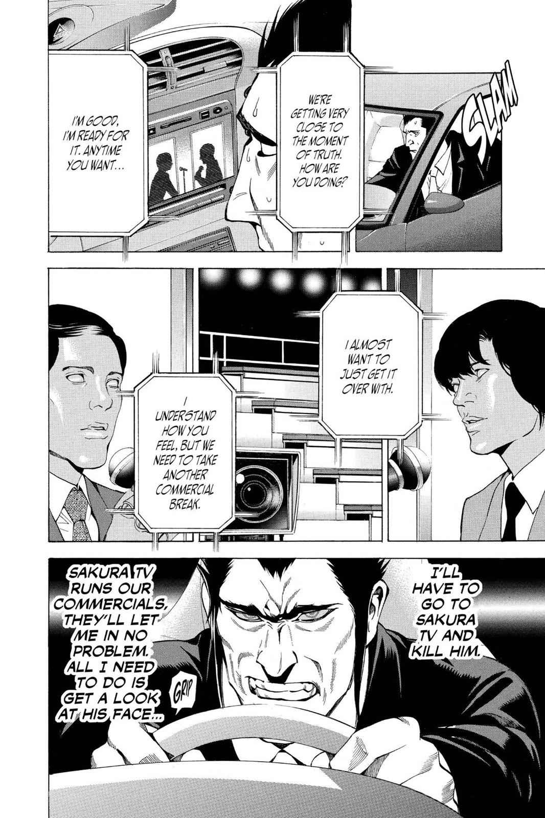 Death Note Chapter 52 Page 9