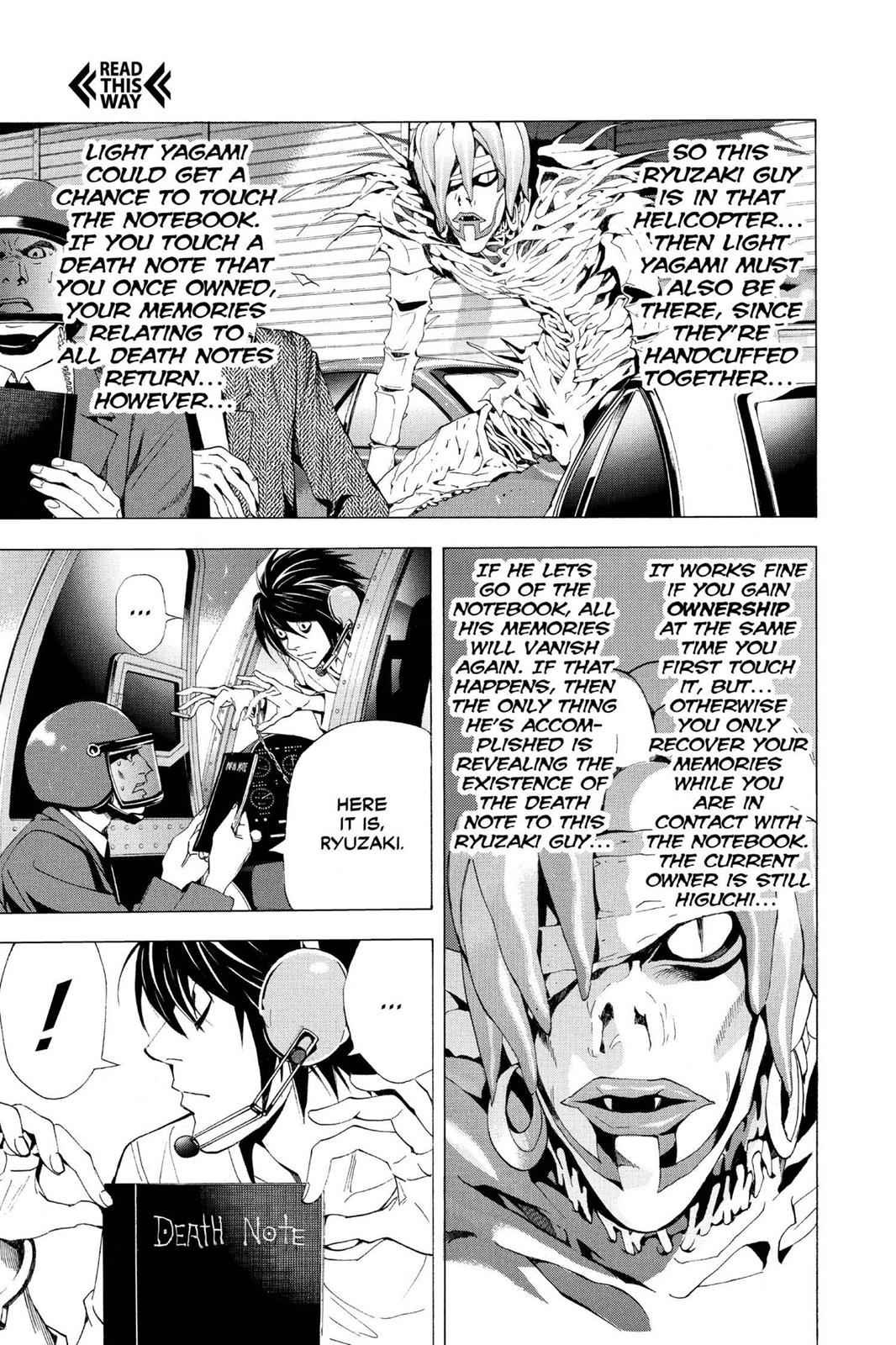 Death Note Chapter 53 Page 18