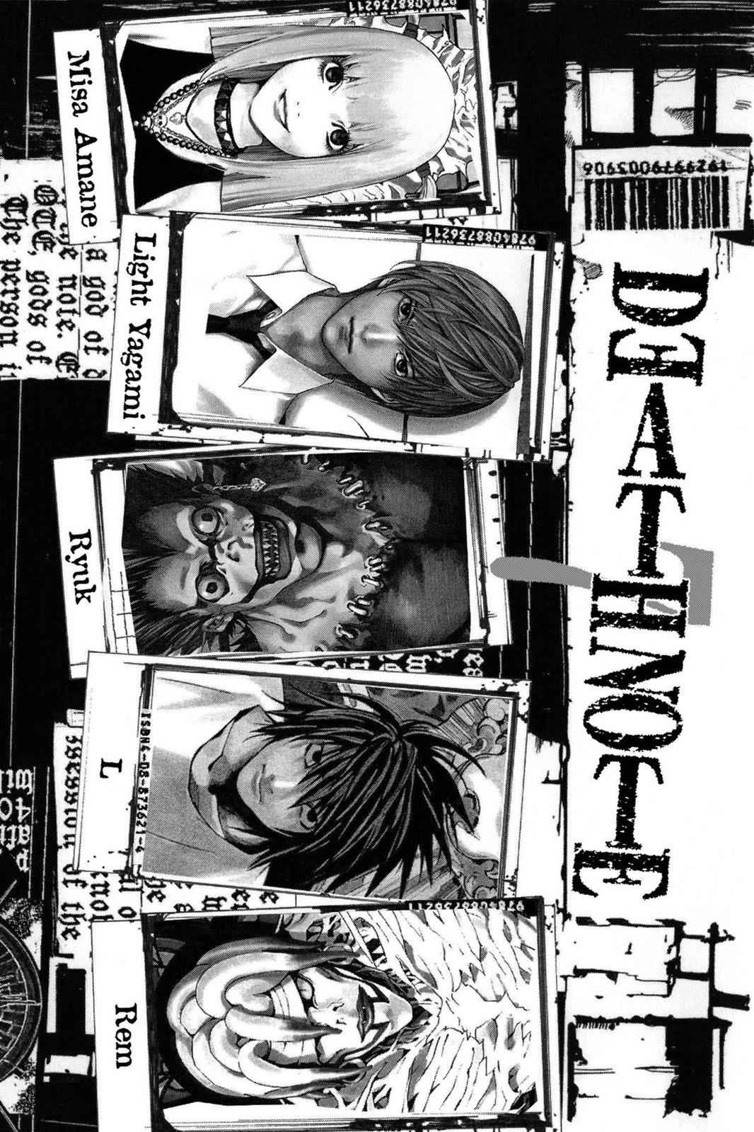 Death Note Chapter 53 Page 5