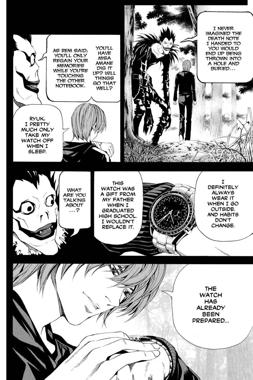 Death Note Chapter 54 Page 12
