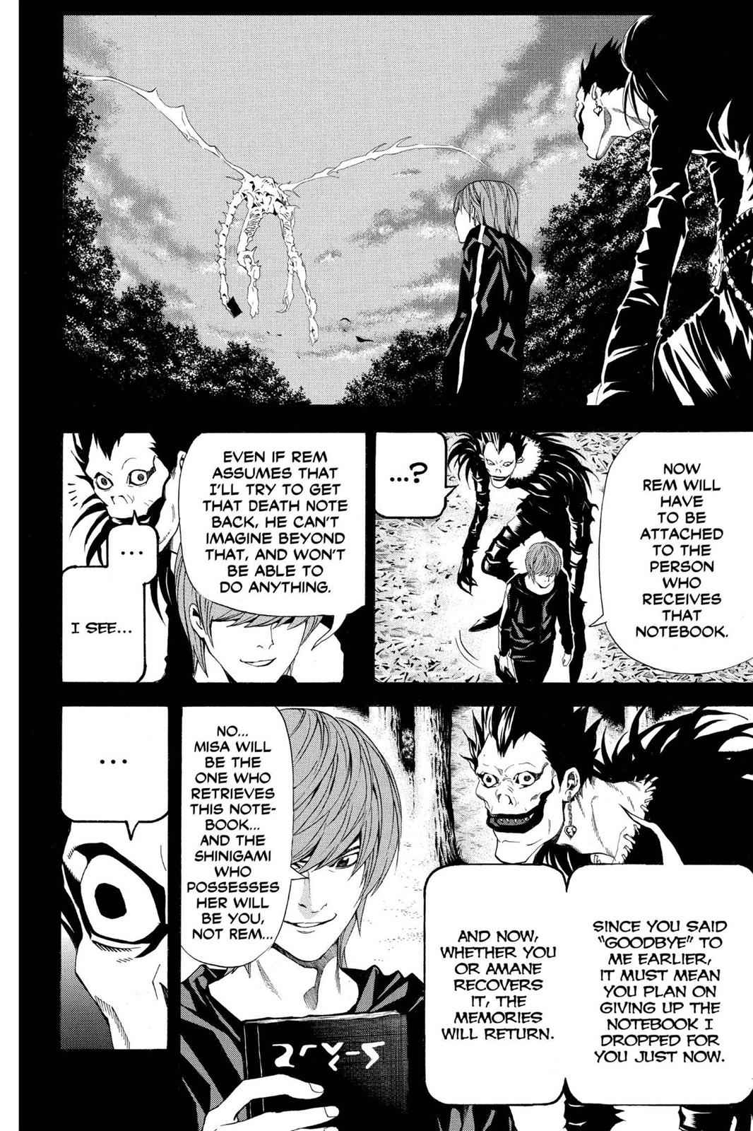 Death Note Chapter 54 Page 8