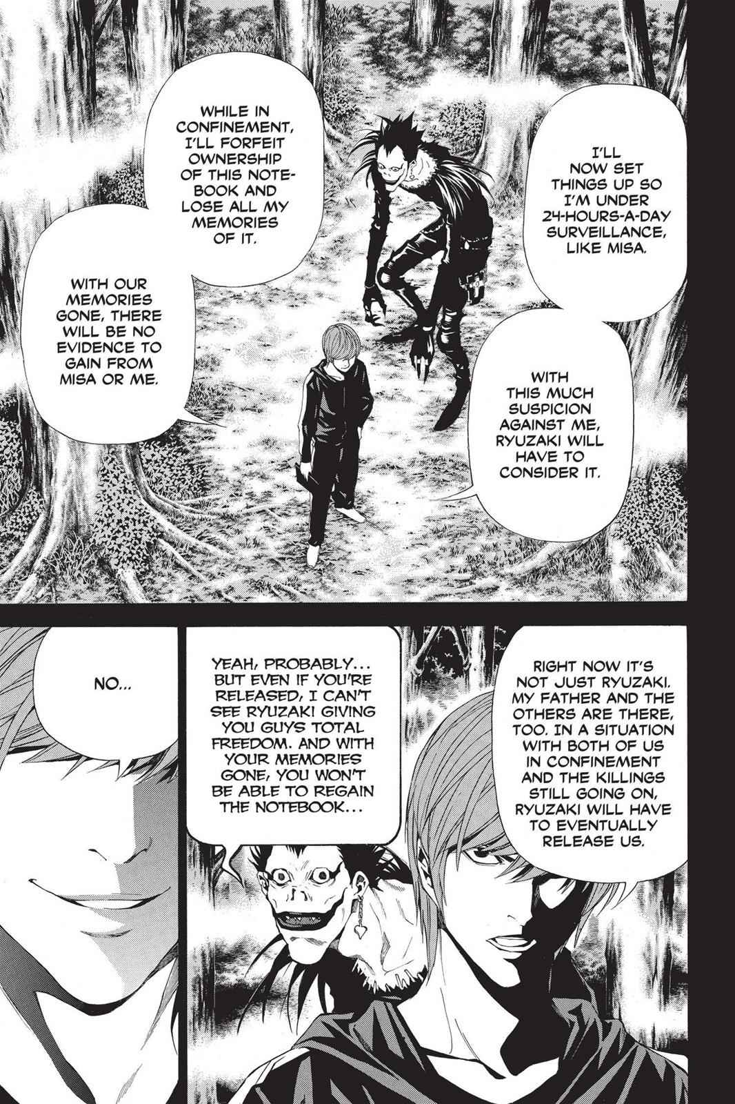 Death Note Chapter 54 Page 9