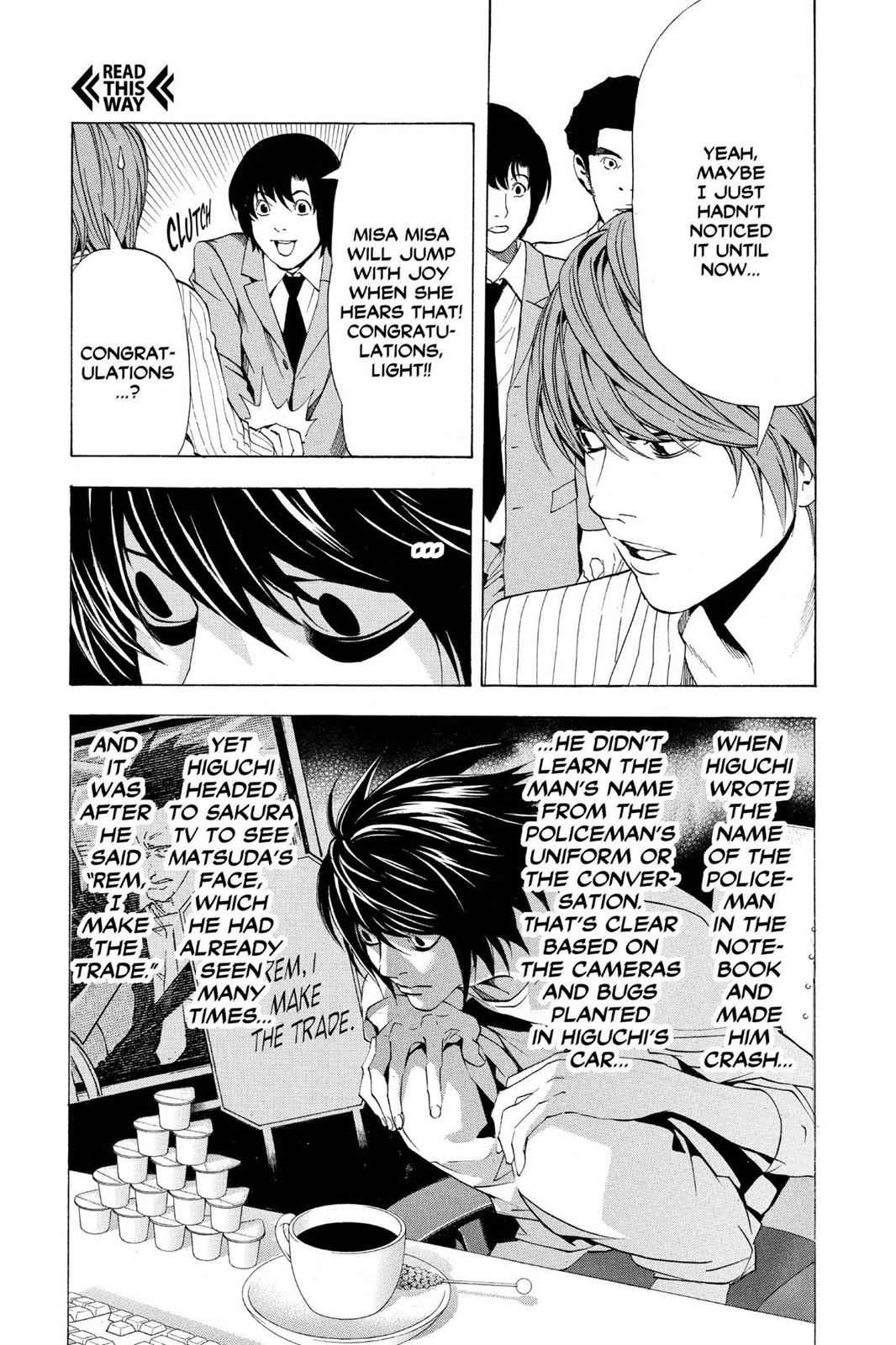 Death Note Chapter 55 Page 15