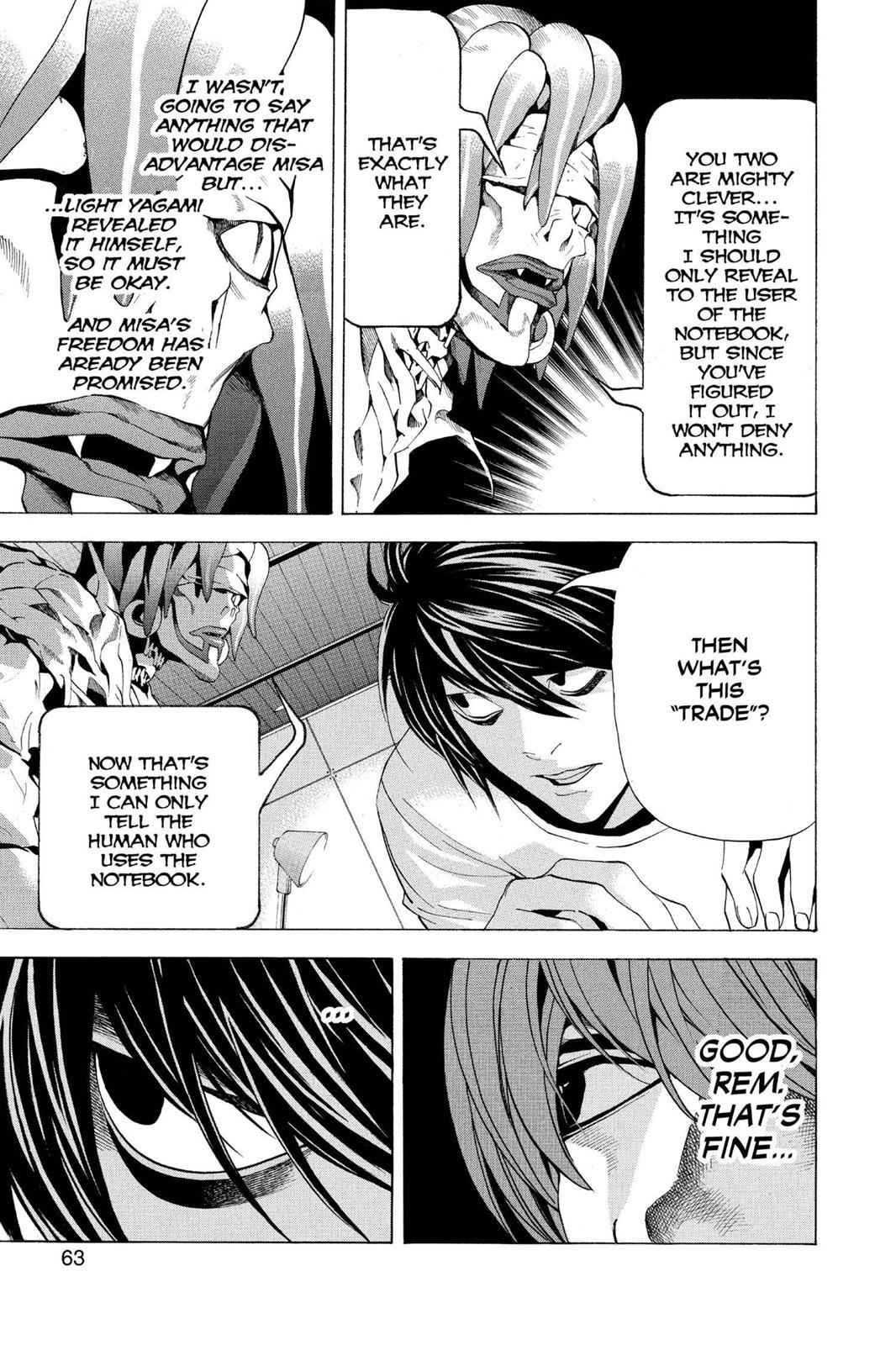 Death Note Chapter 55 Page 17