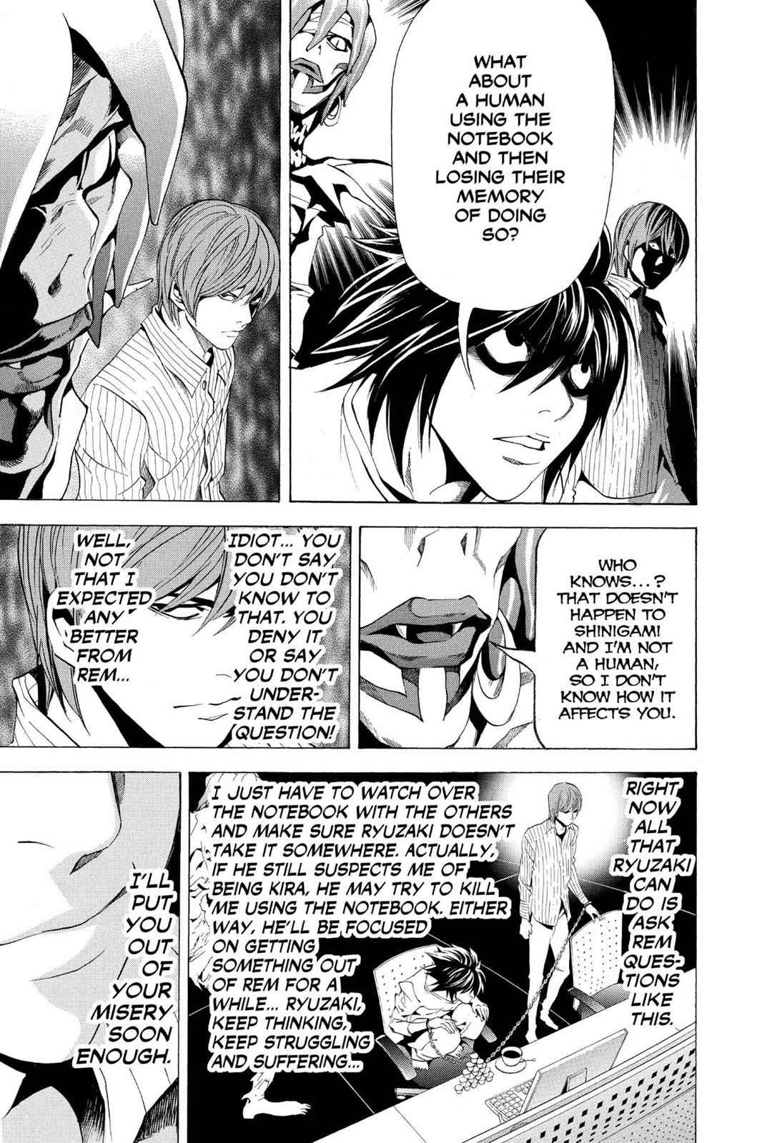 Death Note Chapter 55 Page 19