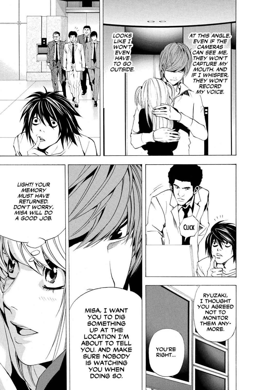 Death Note Chapter 55 Page 21
