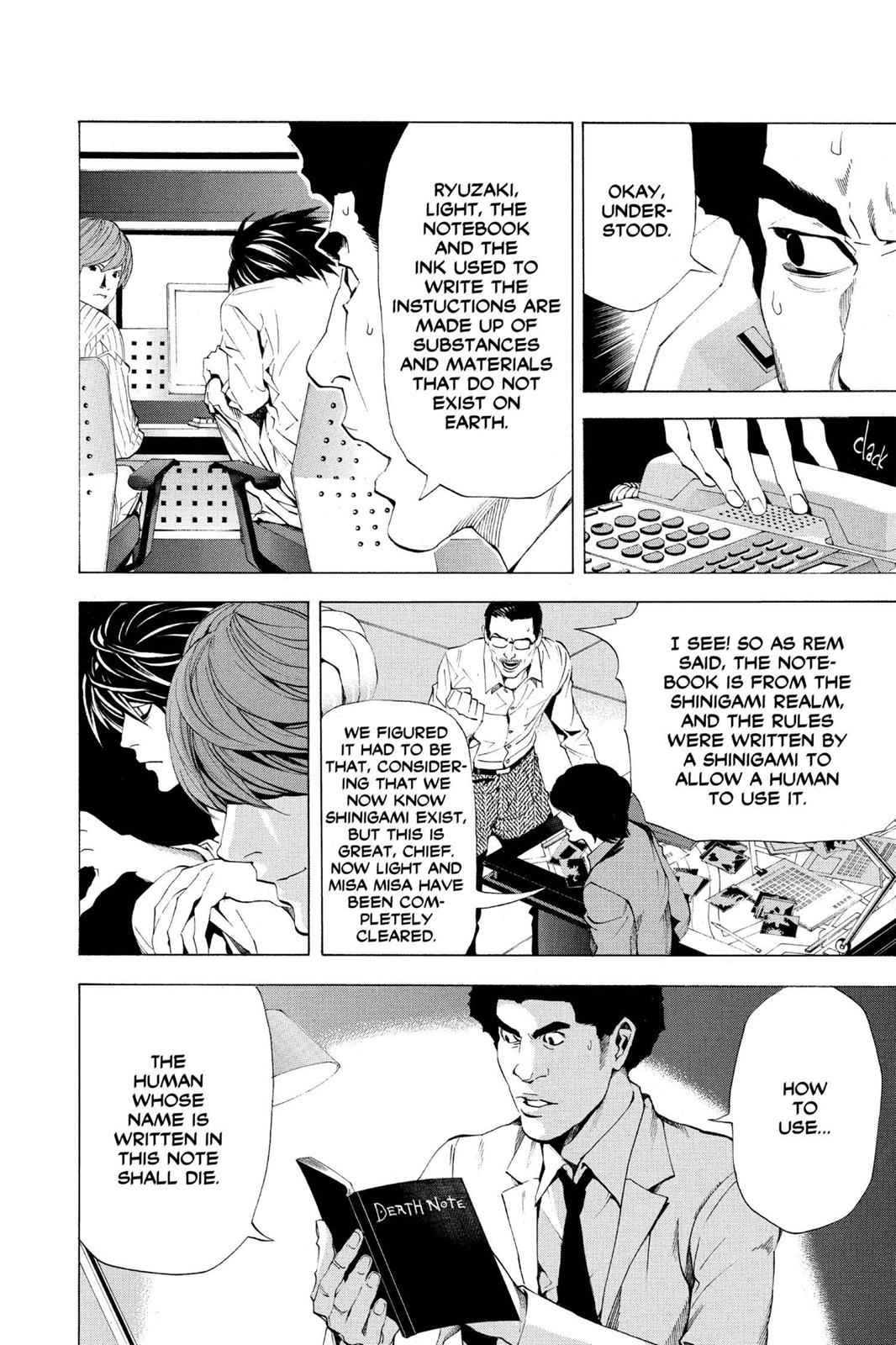 Death Note Chapter 55 Page 4