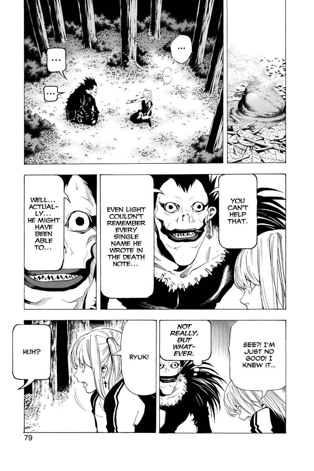 Death Note Chapter 56 Page 11