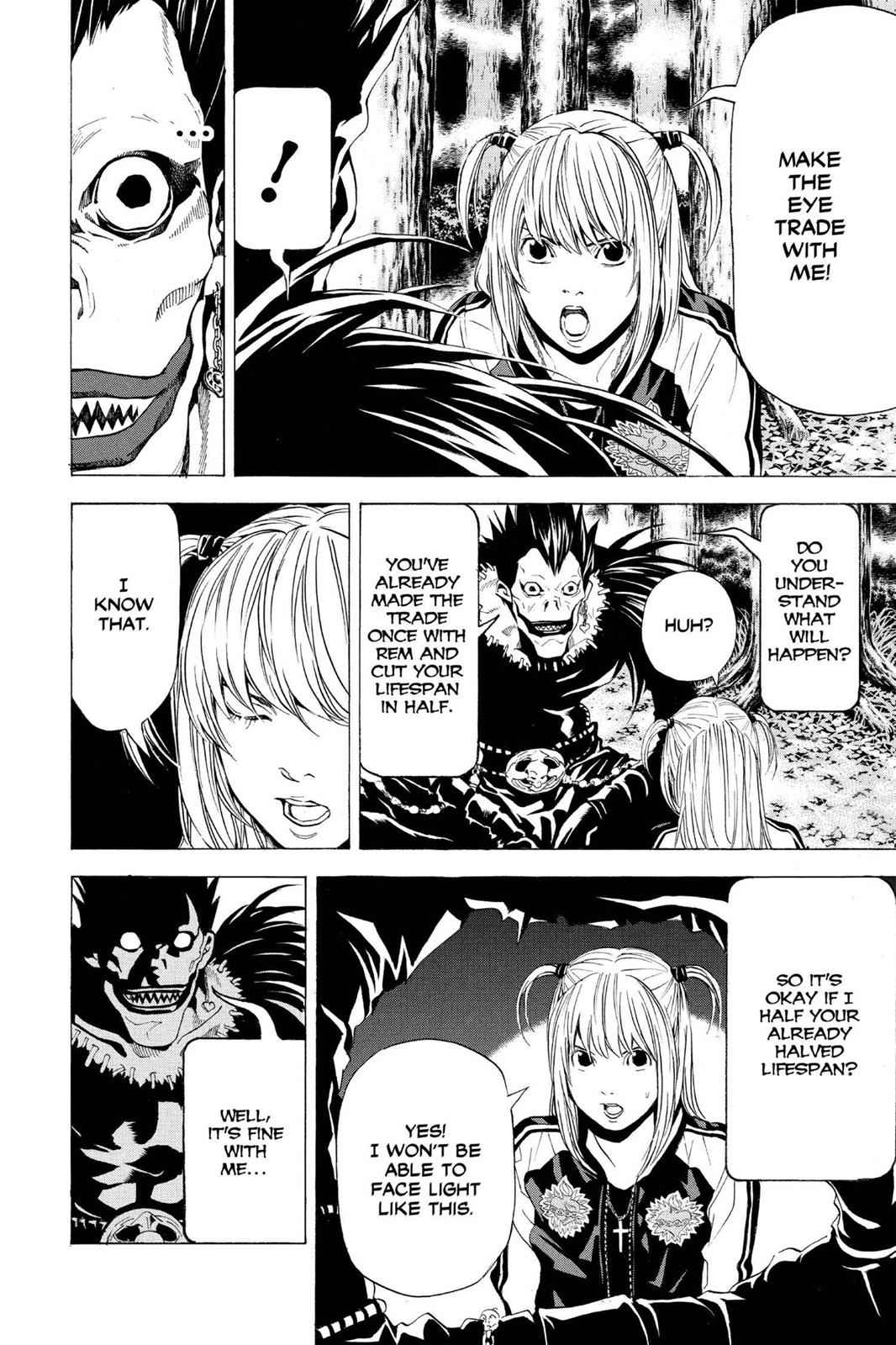 Death Note Chapter 56 Page 12