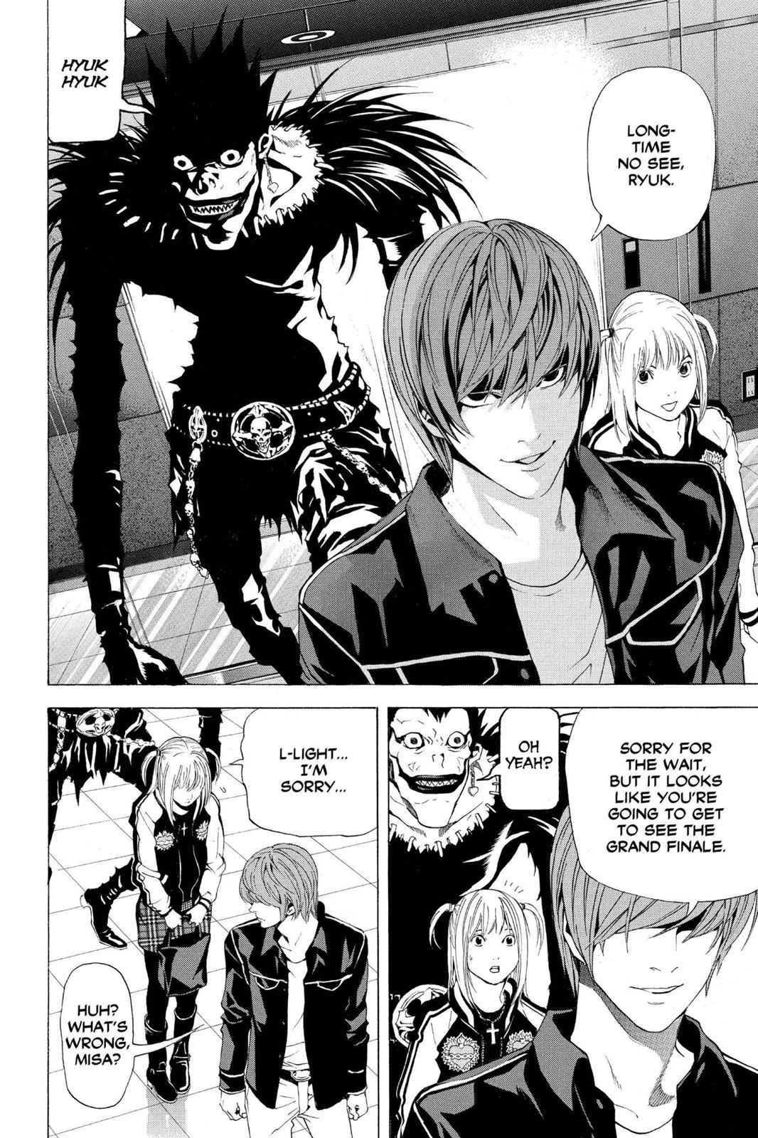 Death Note Chapter 56 Page 16