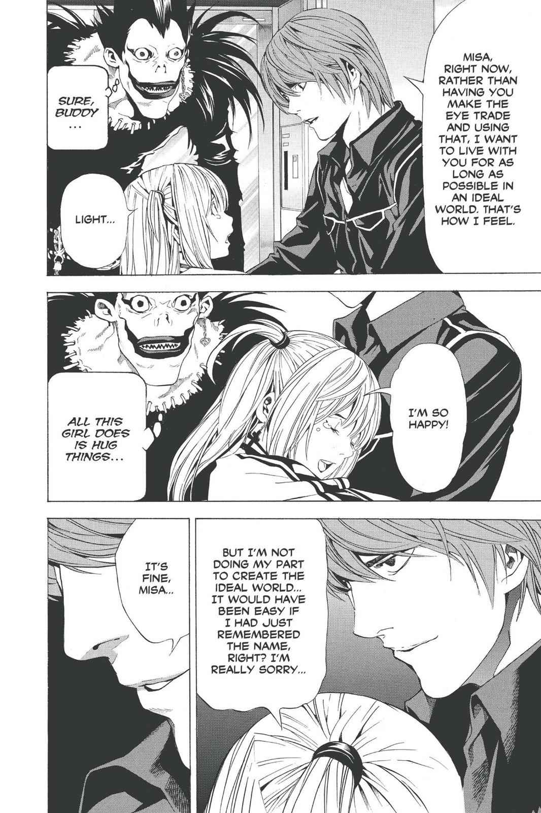 Death Note Chapter 56 Page 18