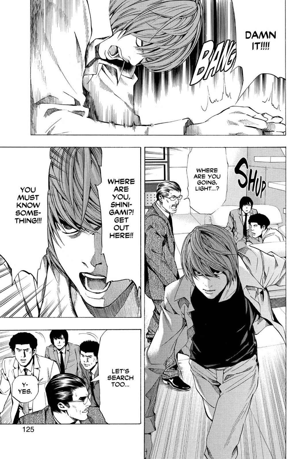 Death Note Chapter 58 Page 14