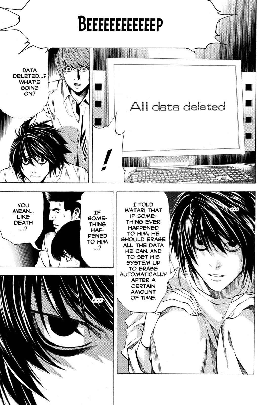 Death Note Chapter 58 Page 3