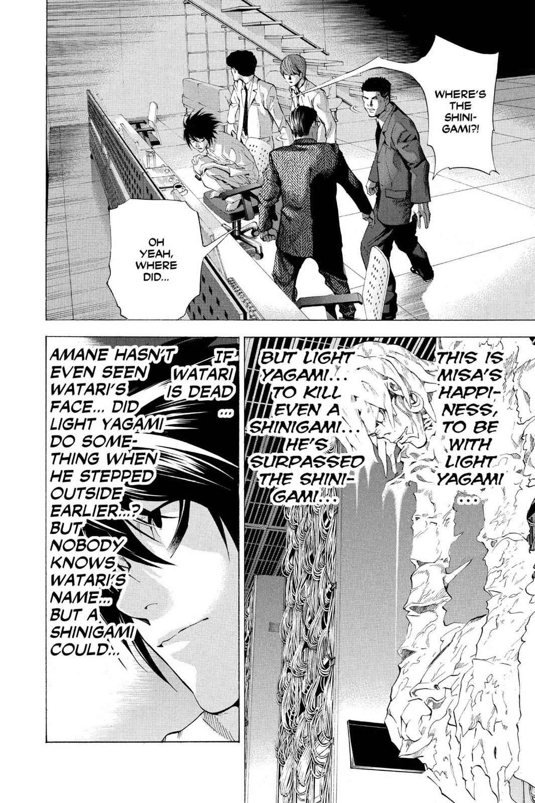 Death Note Chapter 58 Page 4