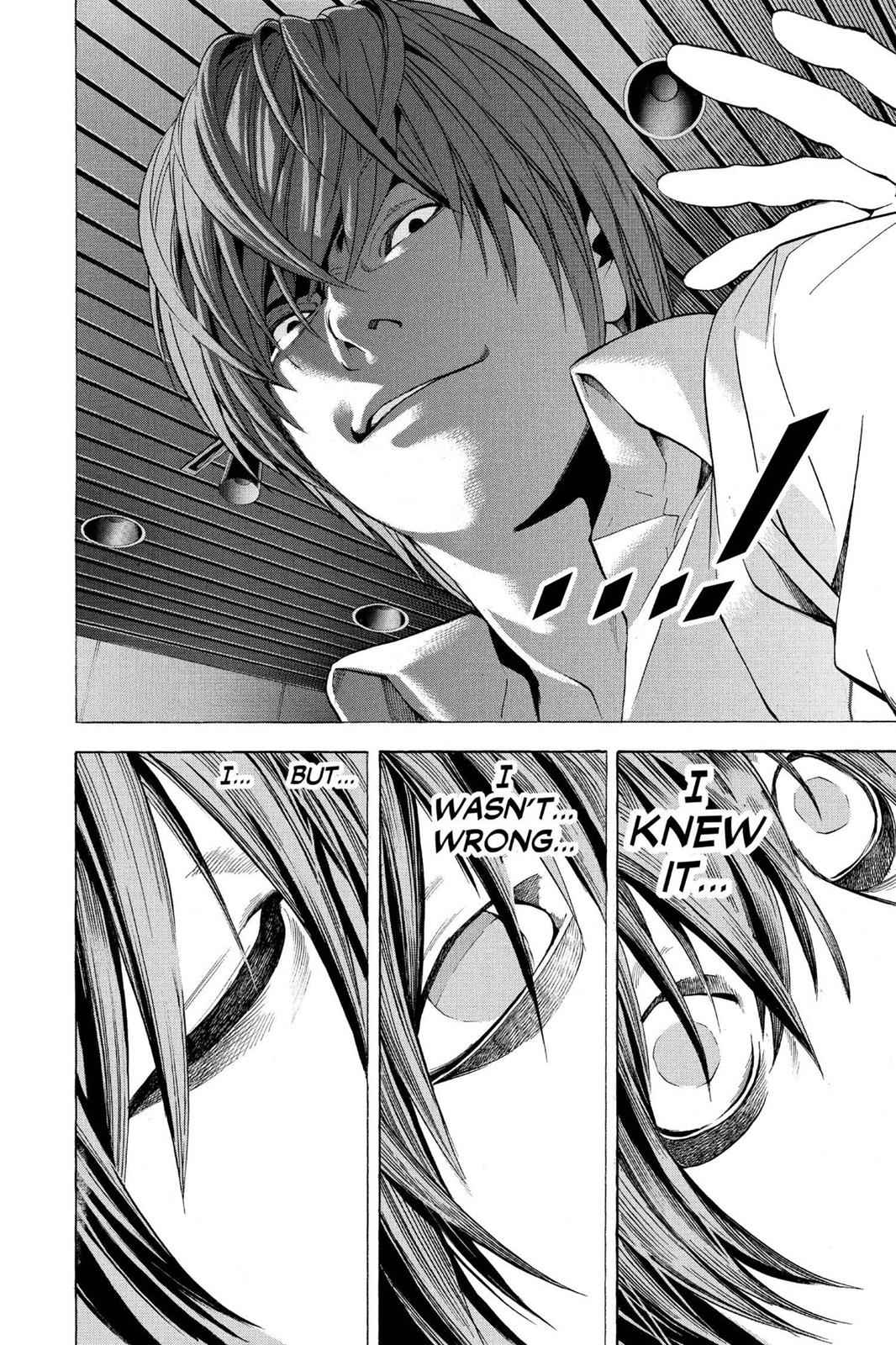 Death Note Chapter 58 Page 9