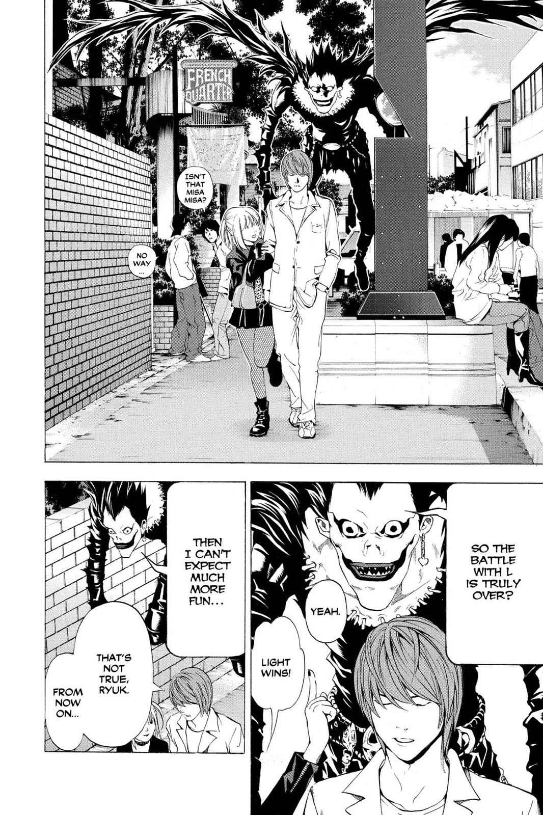 Death Note Chapter 59 Page 14