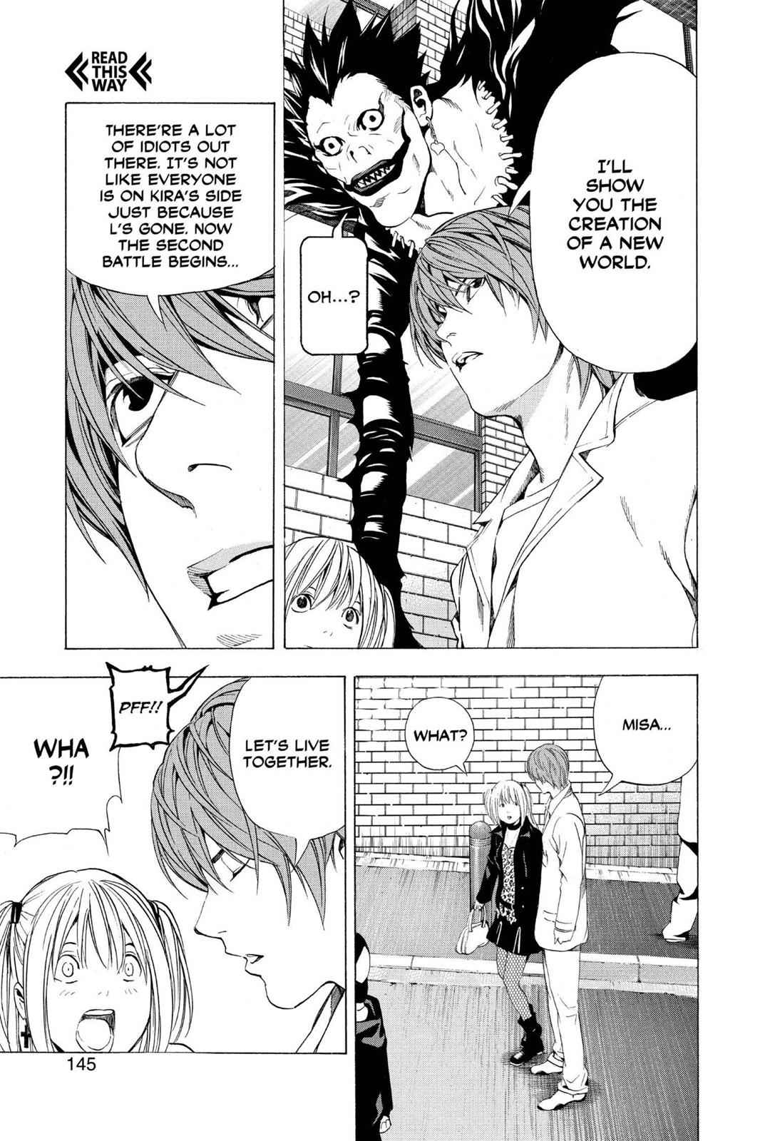Death Note Chapter 59 Page 15