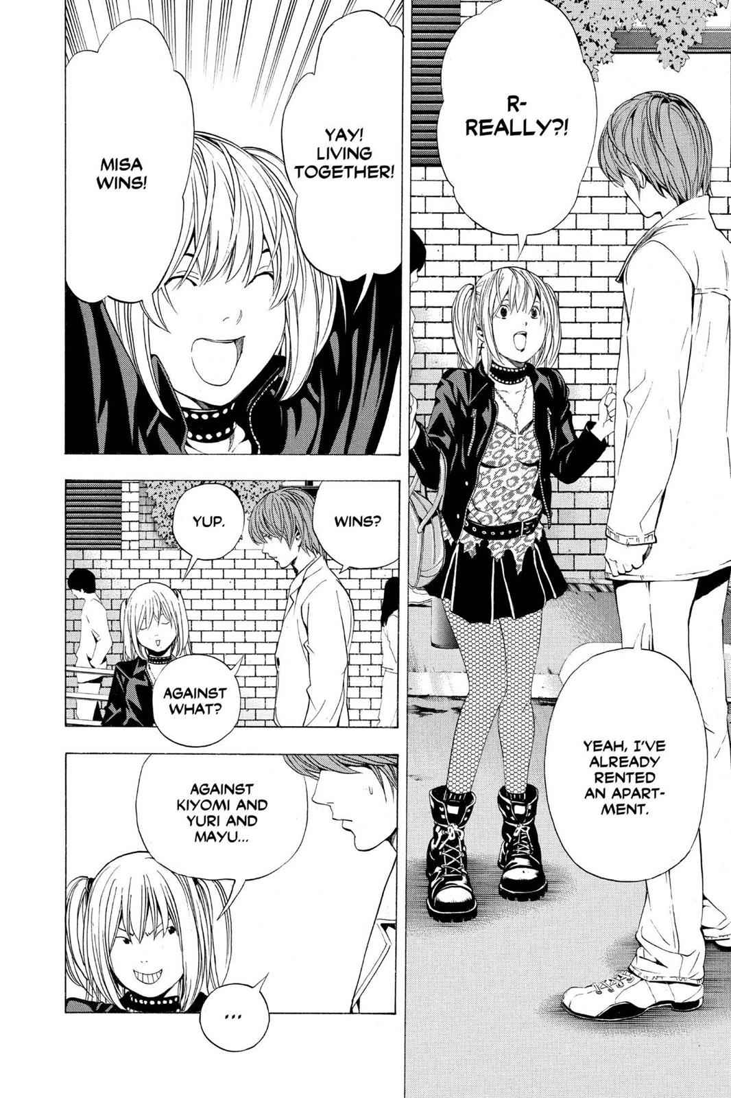Death Note Chapter 59 Page 16