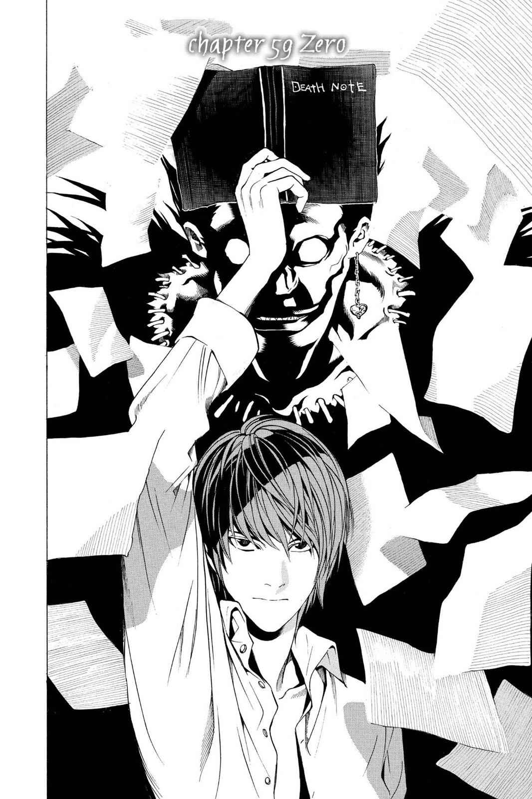 Death Note Chapter 59 Page 2